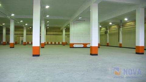 Сдается теплый складской терминал B+ в Крекшино. 900 м2.