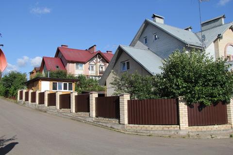 Свой дом в черте города Дмитров со всеми городскими коммуникациями