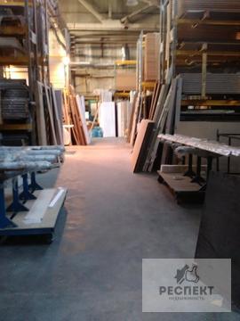 Сдается производственно складское помещение 900 кв.м. 200 квт, 4200 руб.
