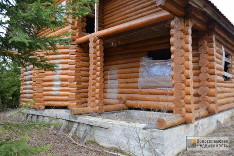 Коттедж 200 кв.м в д.Соколово Волоколамского района