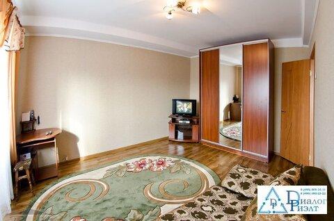 Квартира в хорошем развитом районе Кожухово.