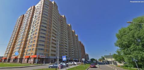 """1-комнатная квартира, 46 кв.м., в ЖК """"Рязановский"""""""