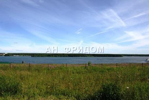 Участок 7 га на берегу Пироговского водохранилища