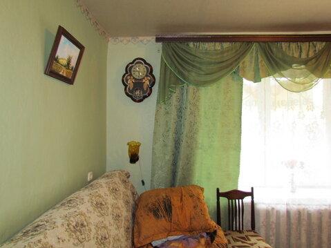 Продается двухкомнатная квартира в п. Черкизово Коломенский район