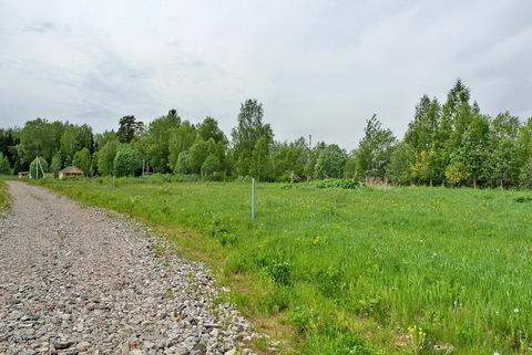 Участок 6,6 соток для ИЖС рядом с Истринским вдхр. 48 км от МКАД