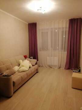 Однокомнатная квартира в п.Сосновый бор