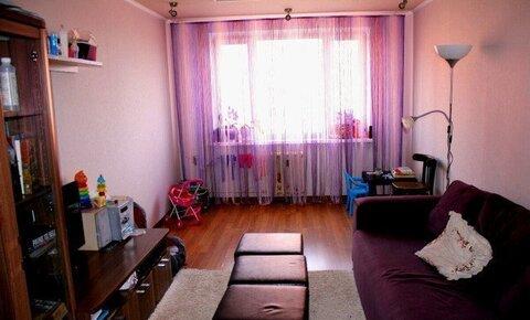Трехкомнатная квартира в 6 микрорайоне