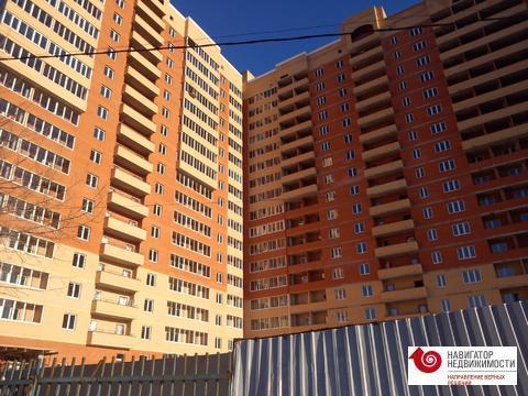 """1-комнатная квартира, 39 кв.м., в ЖК """"Князь Голицын"""""""