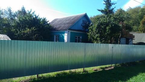 Дом, пос. Лесной Коломенский район