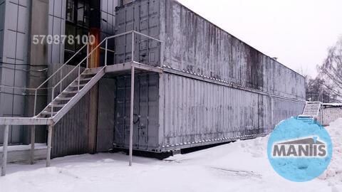 Вашему вниманию предлагается в аренду 40 футовый контейнер на территор