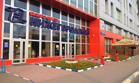 """Офис 109 кв.м м. """"Римская"""""""