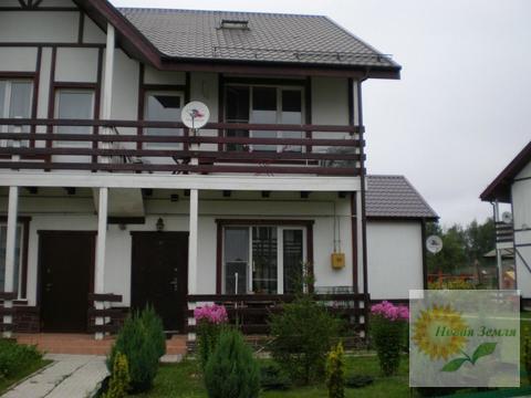 Продам 2-комнатную квартиру в Таунхаусе, кп Заречный Истринский р-н