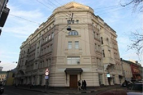 Офис по адресу Милютинский пер, д.13, стр.1
