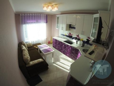 Сдается 1-к квартира в ЖК дом на Рижской