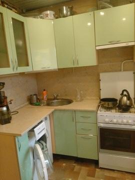 Продаётся 1-комнатная квартира по адресу: г. Жуковский, ул. Молодежная