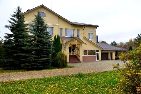 Большой коттедж 750 м2 в аренду в 17 км. от МКАД по Калужскому ш.