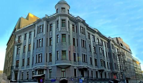 Офис 570м в историческом особняке на Арбате