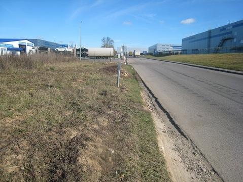 Земля для размещения промышленных объектов