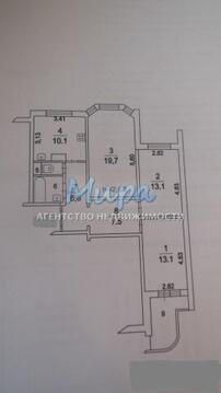 Люберцы, 3-х комнатная квартира, Октябрьский пр-кт. д.123к4, 7500000 руб.