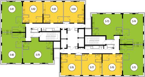 Москва, 1-но комнатная квартира, Головинское ш. д.10, 7387000 руб.