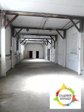 Теплый склад общей площадью 200 кв