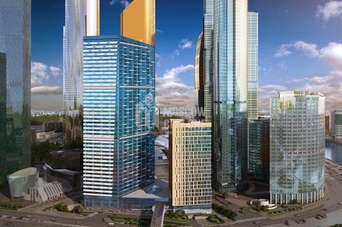 2200 м2 Офисный этаж 31 iq-квартал Башня ii
