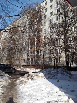3 ком. кв .м. Домодедовская, Ореховый б-р, д.12, к.2