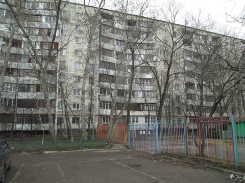 Продам 1-к квартиру, Москва, Красноярская улица 17