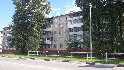 Продам 1-к квартиру в Рузе