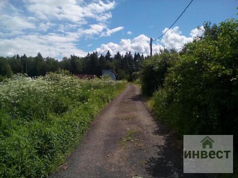 Продается земельный участок 10 соток, д. Порядино, СНТ Стрела, 65 км о