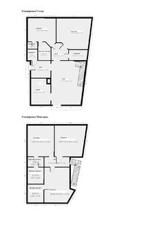 7-комнатная квартира Арбат 13