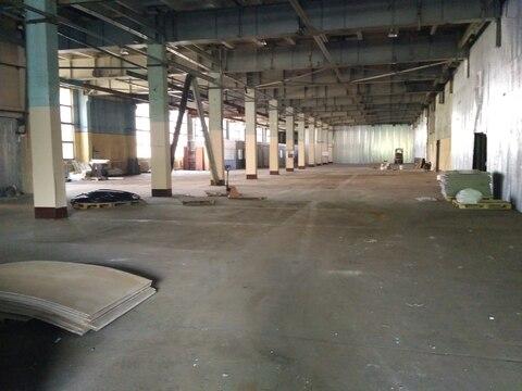 Производственное-складское помещение 1300 кв.м,500 квт.