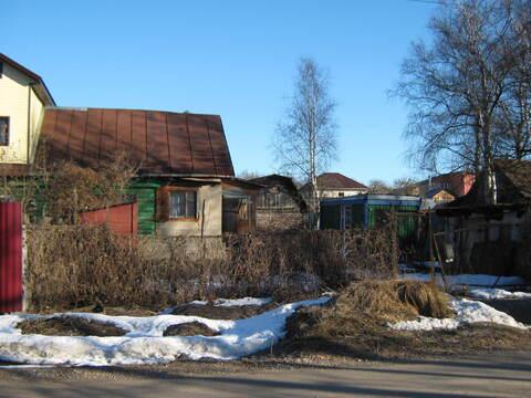 Продается часть дома под снос в городе Долгопрудном