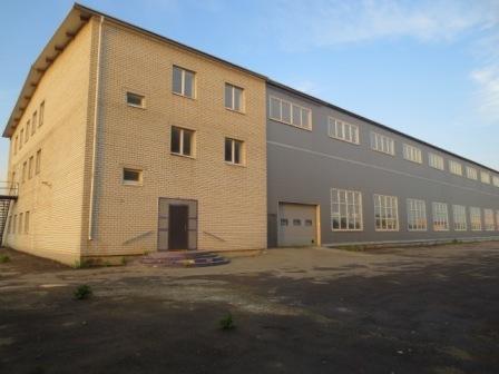 Производственно-складской комплекс 3.550 м2, Люберцы