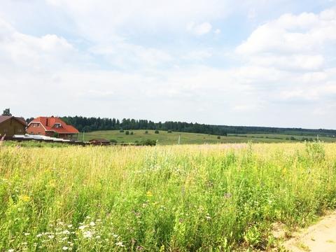 Лучшее предложение! 9 сот. д. Сурмино, 39 км от МКАД по Дмитровскому ш