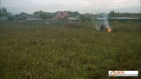 Участок 11,3 сотки в селе Петровское Щелковского района, 690000 руб.