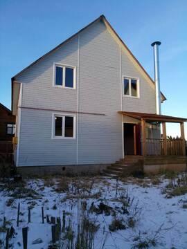 Купить дом из бруса в Истринском районе д. Алексино