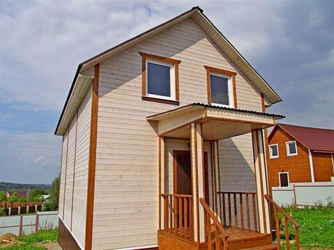 Новый дом в д.Новожелтиково, Сергиево-Посадского района