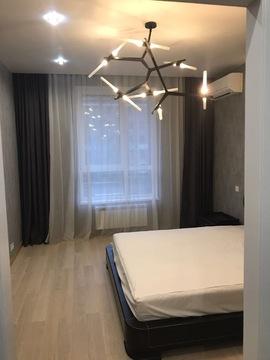 """3-комнатная квартира, 85 кв.м., в ЖК """"Фили Град"""""""