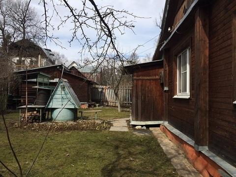 Дом в п.Лесной городок, Матросова