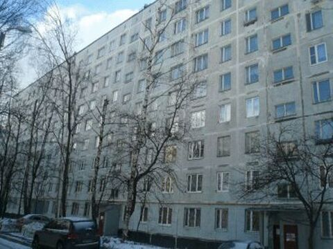Москва, 2-х комнатная квартира, ул. Россошанская д.1,к.1, 5800000 руб.