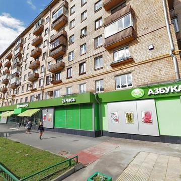 Продажа 2-х комнатной квартиры г. Москва, Комсомольский проспект д. 34