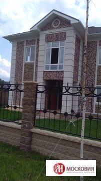 Готовый дом 190 кв.м, уч. 9 с, ПМЖ, Новая Москва 25 км Калужского ш., 14500000 руб.