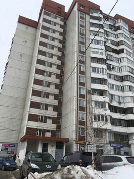 Трехкомнатная квартира рядом с метро Жулебино