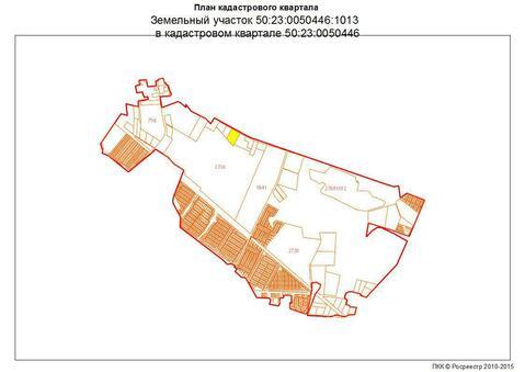 Продаю участок 4.8 га, 10 км от г. Бронницы(сельхозназначение).