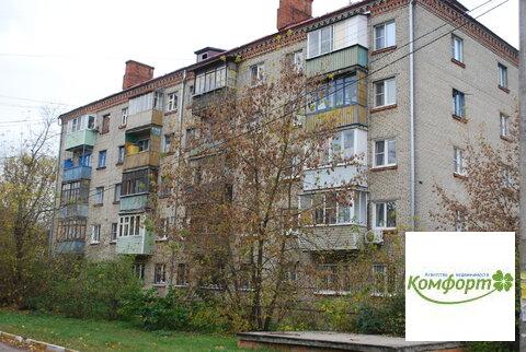 Продается 1 комнатная квартира г. Раменское, ул. Красный Октябрь, д.52