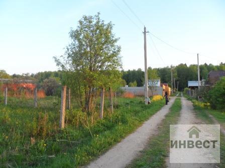 Продается земельный участок 6 соток 6-ая улица СНТ Горки
