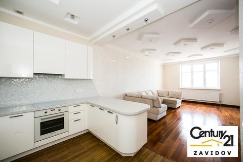 """2-комнатная квартира, 65 кв.м., в ЖК """"Континенталь"""""""
