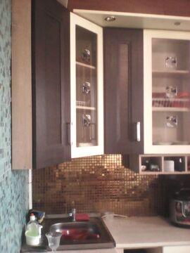 Однокомнатная квартира 37 м2, Богородский мкр дом 7 г. Щелково