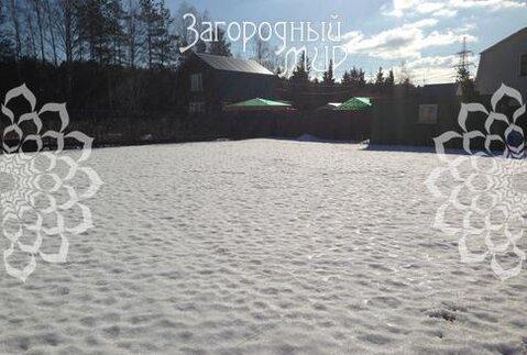 Егорьевское ш, 24 км от МКАД, Кратово